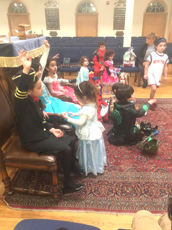 Purim activity
